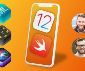 IOS 12: Learn To Code & Build Real IOS 12 Apps In Swift 4.2