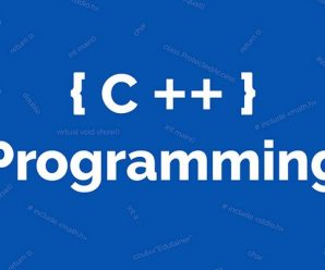 C++ Programming Language – Learn C++ Udemy course free download from Google Drive