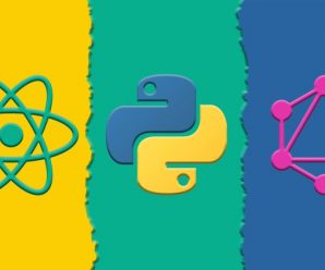 Full-Stack React, Python, and GraphQL Course Udemy
