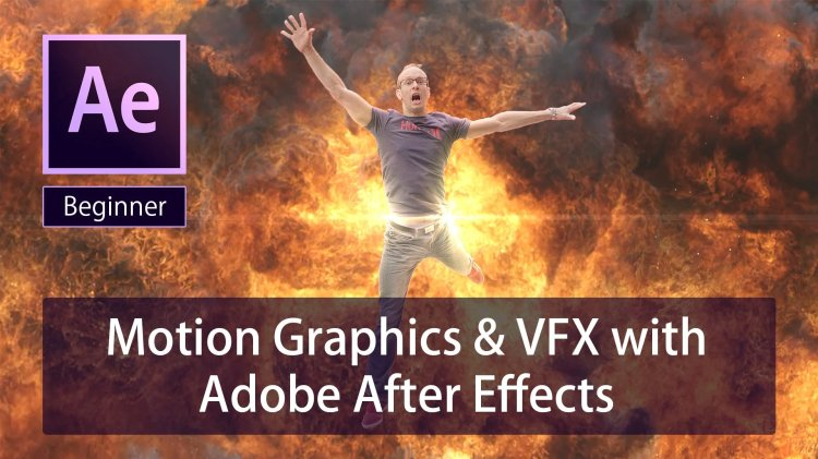 Adobe After Effects The Complete Beginner Course (All Versions)