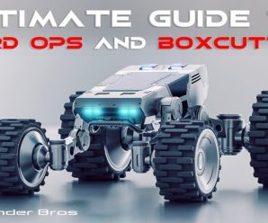 The ULTIMATE Guide to Hard Ops and Boxcutter